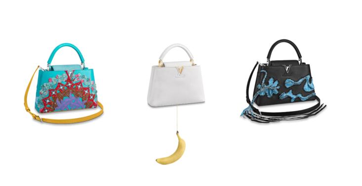 Artycapucines – limitowana kolekcja torebek Louis Vuitton we współpracy z artystami sztuk współczesnych<