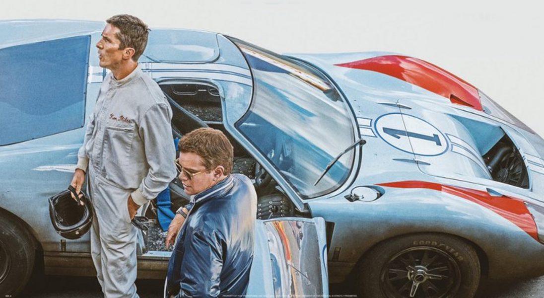"""""""Le Mans '66"""" - film o tym, jak Ford chciał pokonać Ferrari. W rolach głównych Christian Bale i Matt Damon"""