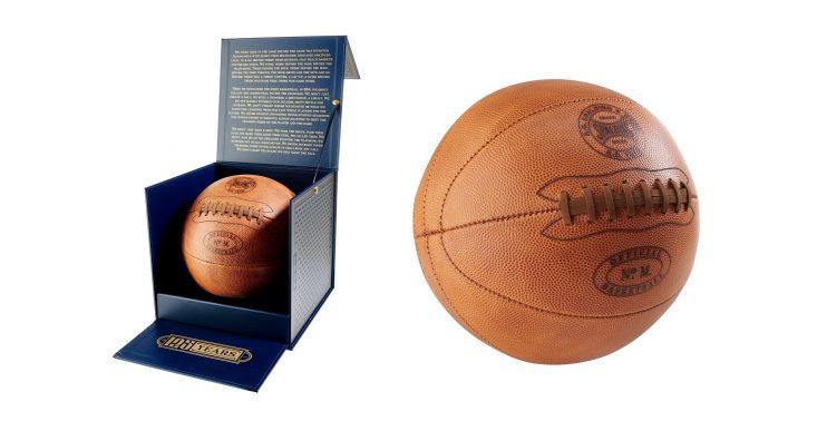 Z okazji 125 urodzin marka Spalding przywraca swoją kultową piłkę do kosza<