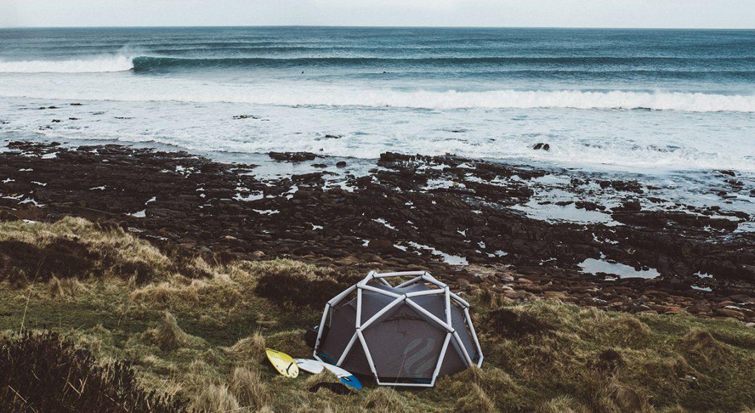 Najbardziej stylowe namioty, które zabierzesz zarówno na festiwal, jak i łono natury