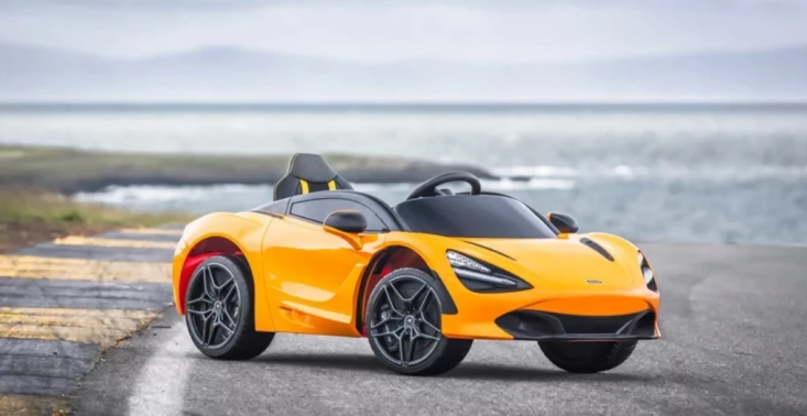Przedstawiamy McLarena 720S w wersji mini<
