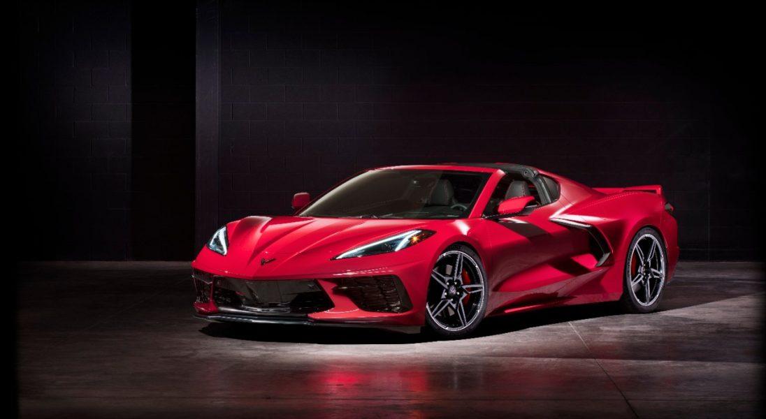 Oto nowy najszybszy Chevrolet Corvette C8