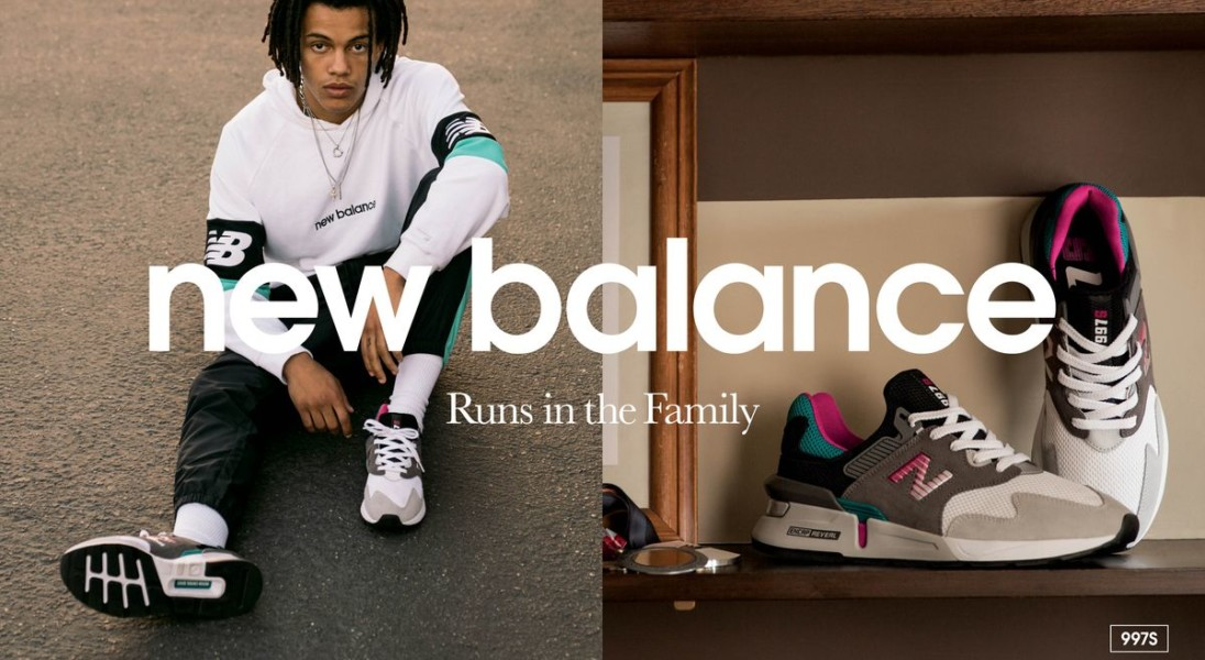 Runs in the Family: New Balance rusza z nową kampanią
