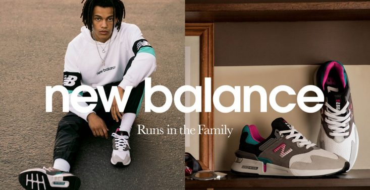 Runs in the Family: New Balance rusza z nową kampanią<