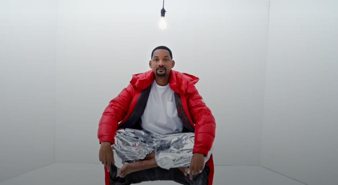 Genius is Born Crazy: Will Smith został twarzą nowej kampanii marki Moncler