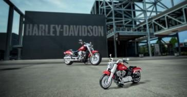 LEGO wypuszcza zestaw, z którego zbudujemy motocykl Harley-Davidson Fat Boy