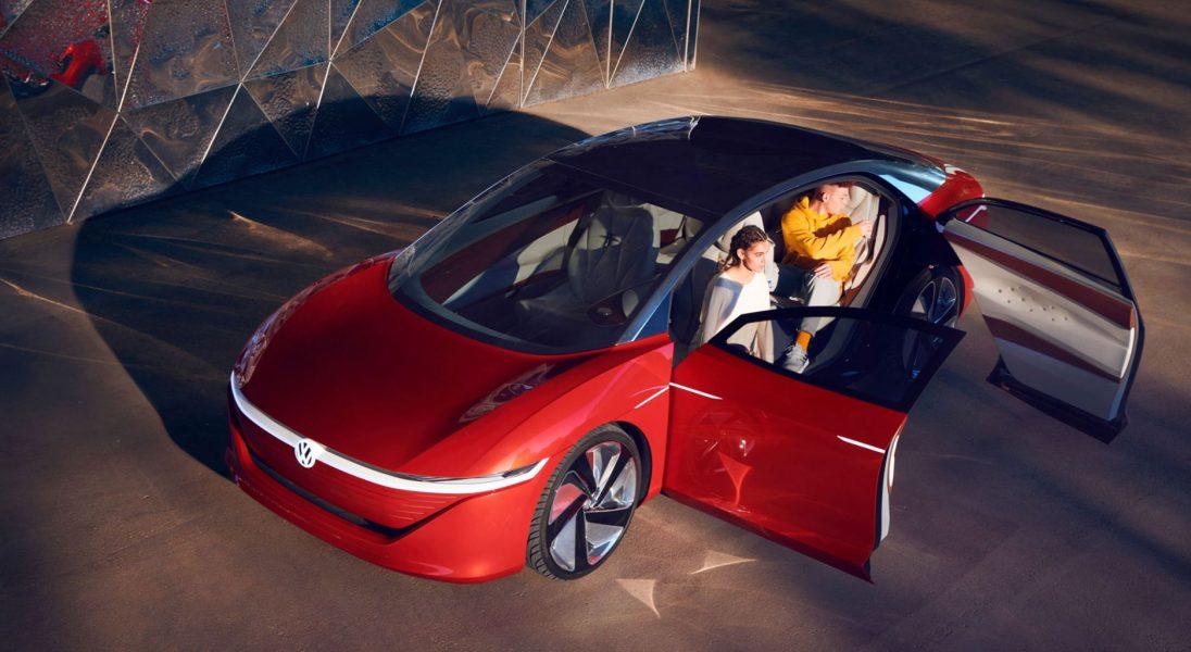Czy elektryczne samochody muszą być brzydkie? Volkswagen obala tę teorię