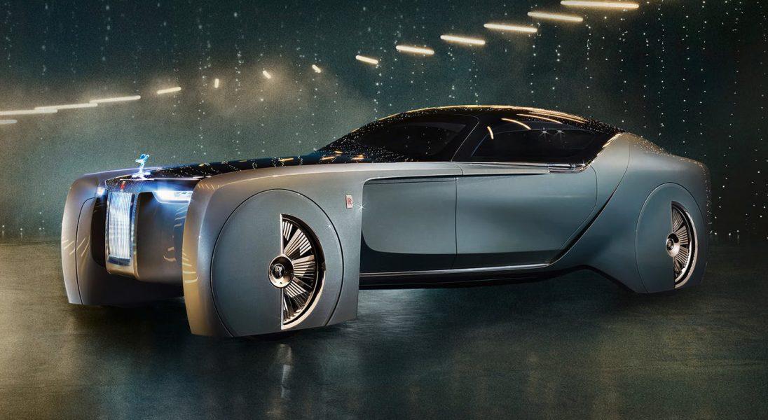 10 futurystycznych konceptów samochodów, które ukazują przyszłość motoryzacji