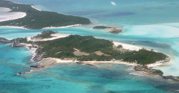 Wyspa z niesławnego festiwalu Fyre wystawiona na sprzedaż