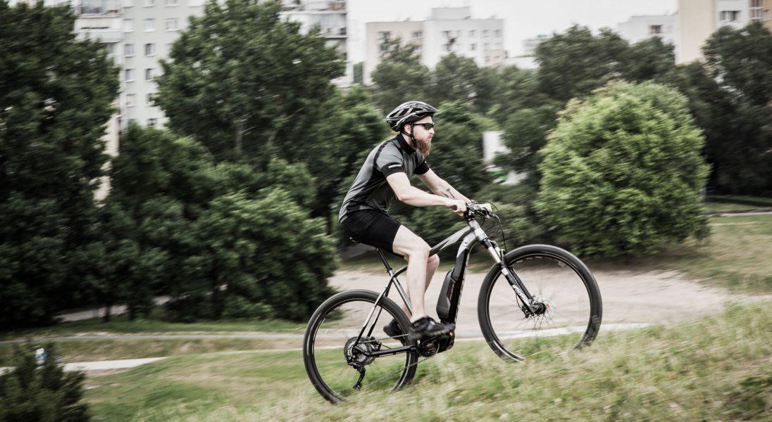 Testujemy KROSS Level Boost 2.0 - elektryczny rower górski, z którym niestraszne jest żadne wzniesienie