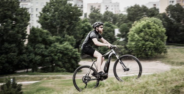 Testujemy KROSS Level Boost 2.0 - elektryczny rower górski, z którym niestraszne jest żadne wzniesienie<