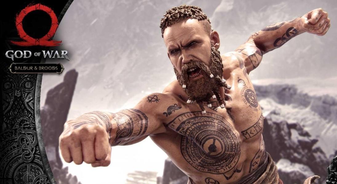 """Przedstawiamy figurkę Baldura z gry ,,God of War"""" – kosztuje ponad 4,5 tys. złotych"""