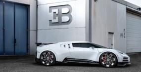 Oto nowe superekskluzywne Bugatti Centodieci – powstanie zaledwie 10 egzemplarzy
