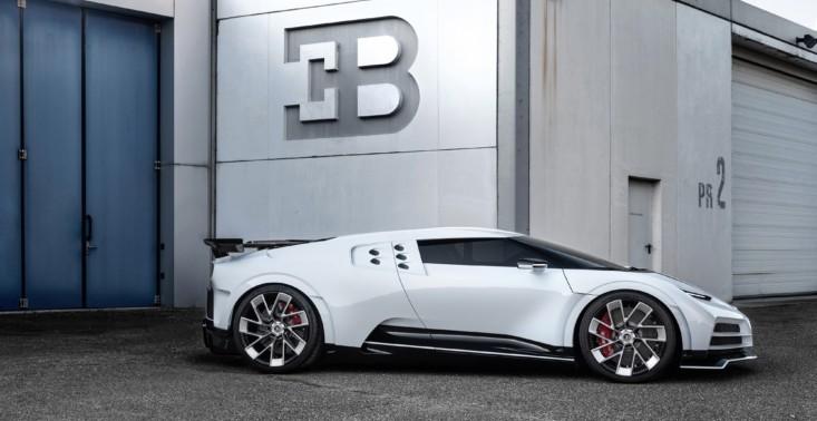 Oto nowe superekskluzywne Bugatti Centodieci – powstanie zaledwie 10 egzemplarzy<