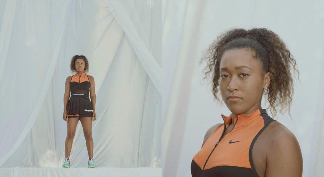 Tenisistka Naomi Osaka w stroju NikeCourt x Sacai wystąpi na tegorocznym US Open