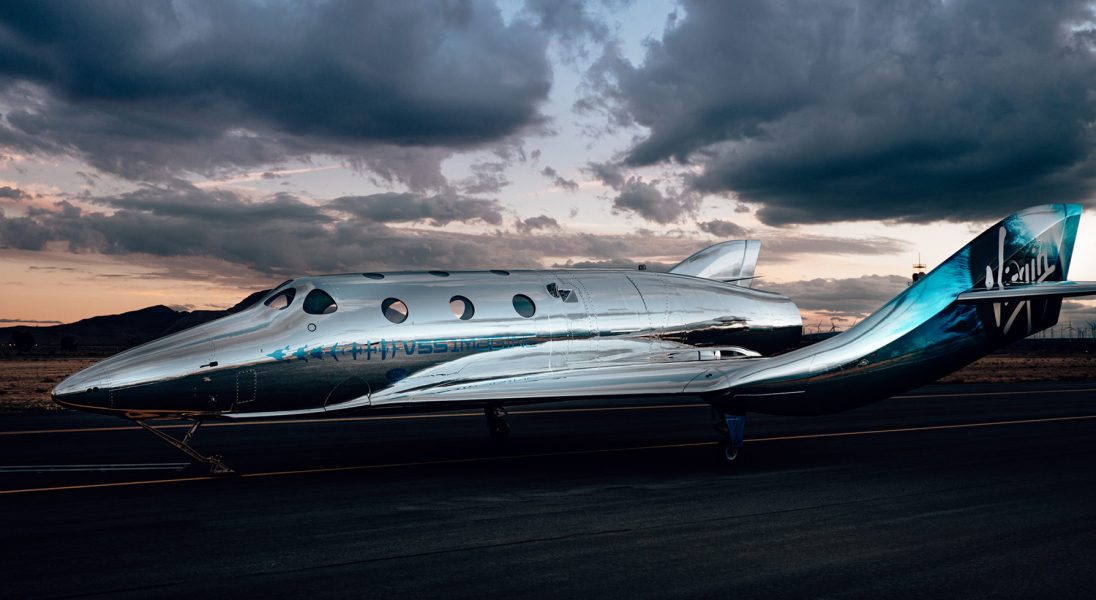 Loty w kosmos dla zwykłych turystów? Z Virgin Galactic wkrótce będzie to możliwe