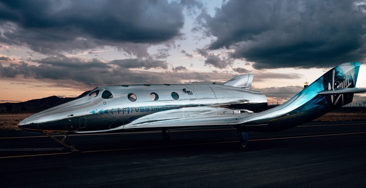 Loty w kosmos dla zwykłych turystów? Z Virgin Galactic wkrótce będzie to możliwe<