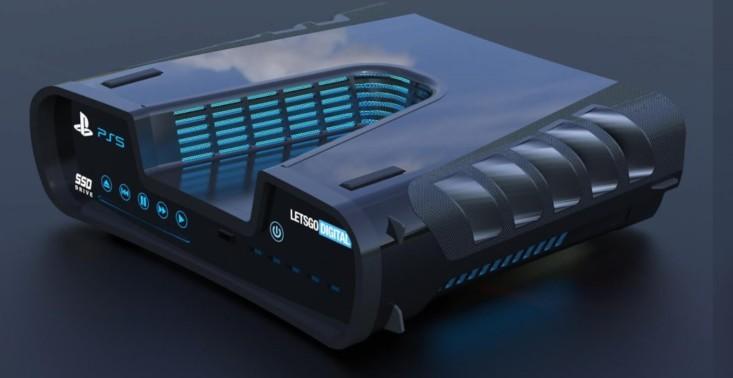 Czy tak będzie wyglądało nowe Playstation 5?<