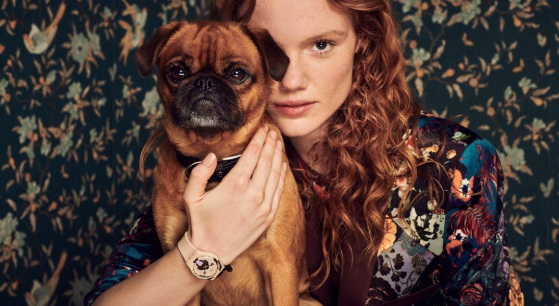 Swatch świętuje Międzynarodowy Dzień Psa nową kolekcją zegarków z wizerunkami pupili