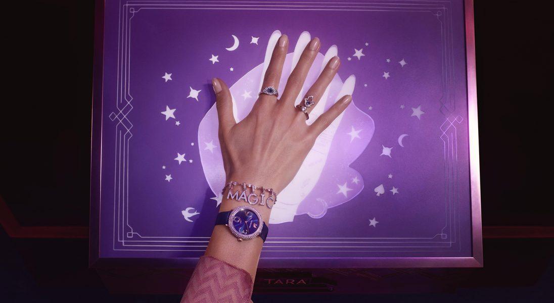 Nowa kolekcja biżuterii marki Swarovski, która celebruje magię światła i przyrody