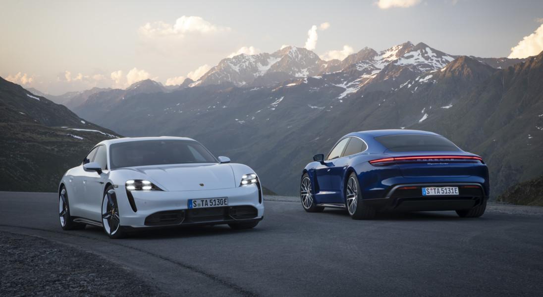 Porsche zaprezentowało swojego nowego elektryka – Taycana Turbo