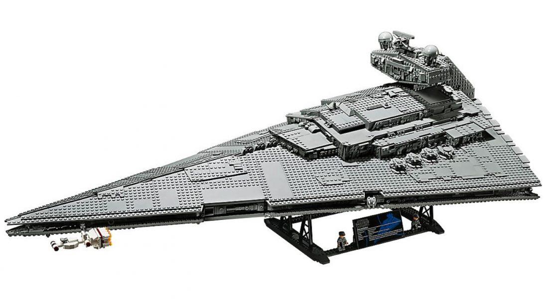 """LEGO zaprezentowało nowy zestaw Star Wars – ,,Imperial Star Destroyer"""""""