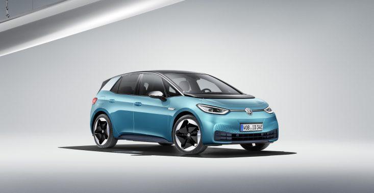 Oto nowy samochód elektryczny Volkswagena – ID.3<