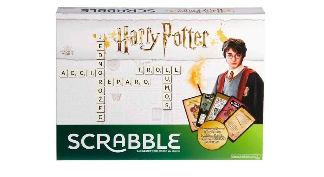 Powstała limitowana edycja gry Scrabble dla fanów Harry'ego Pottera
