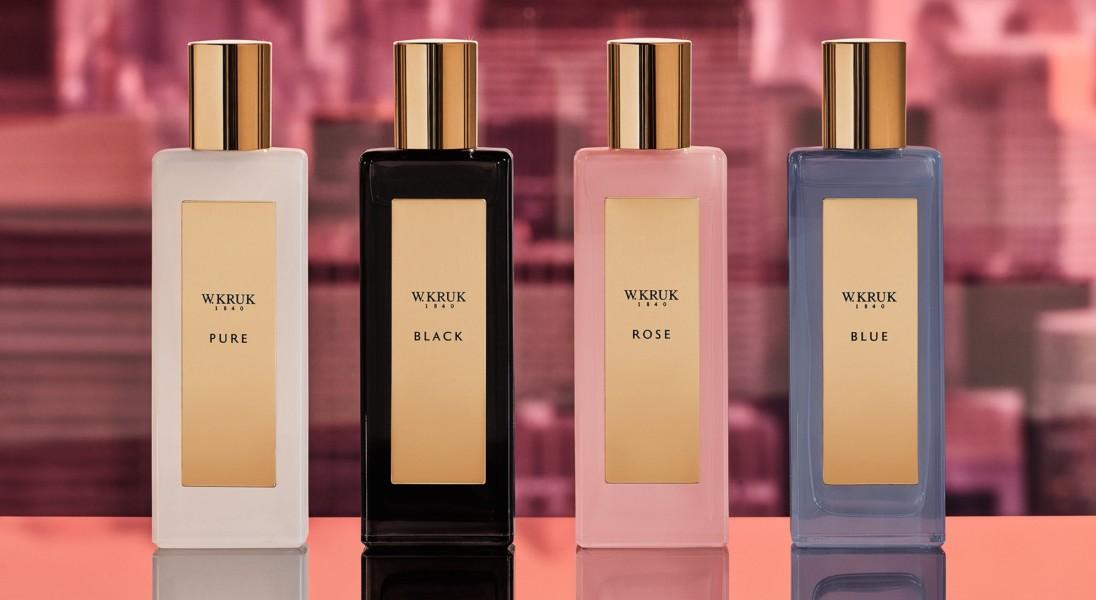 W.KRUK stworzył kolekcję zapachów inspirowanych diamentami