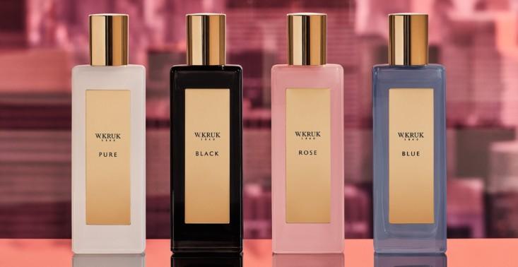 W.KRUK stworzył kolekcję zapachów inspirowanych diamentami<