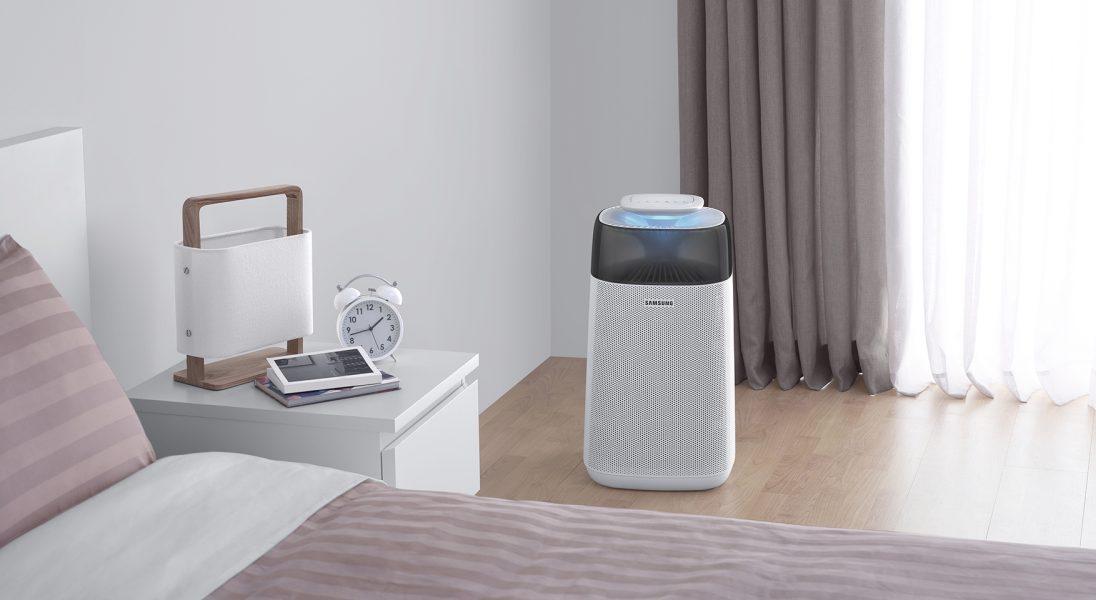 5 dowodów na to, że oczyszczacz powietrza to urządzenie całoroczne