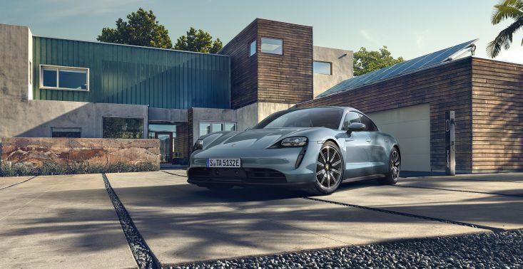 Porsche stworzyło tańszą wersję Taycana Turbo – model 4S<