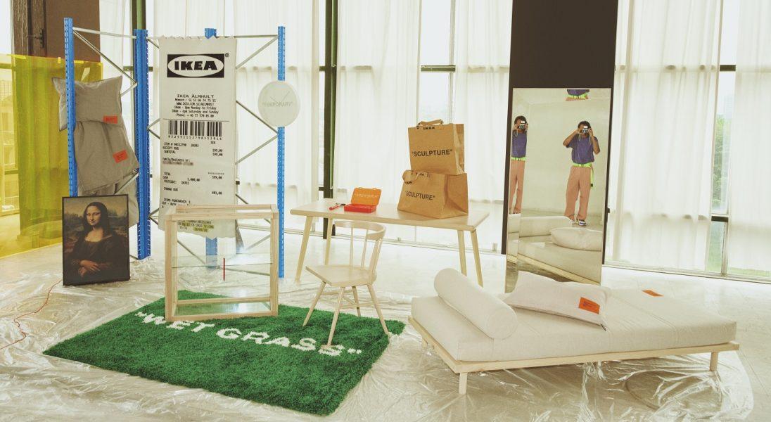 MARKERAD: Premiera kolekcji Virgila Abloha z Off-White dla marki IKEA już w listopadzie