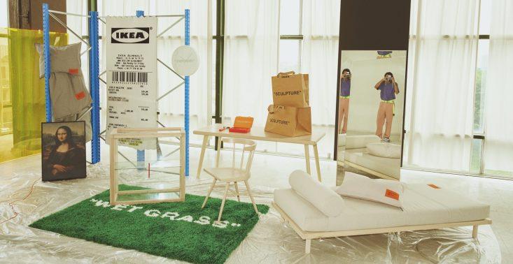 MARKERAD: Premiera kolekcji Virgila Abloha z Off-White dla marki IKEA już w listopadzie<