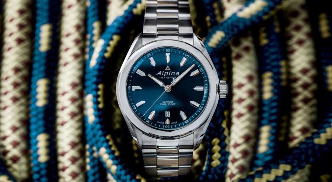 Alpina prezentuje nowy zegarek z okazji 110-lecia powstania TOPR-u
