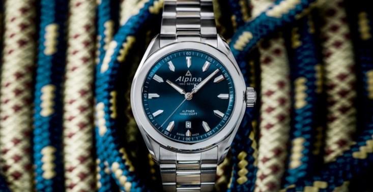 Alpina prezentuje nowy zegarek z okazji 110-lecia powstania TOPR-u<
