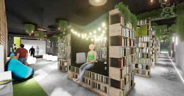 W Lublinie pojawi się biblioteka pełna roślin – Bioteka