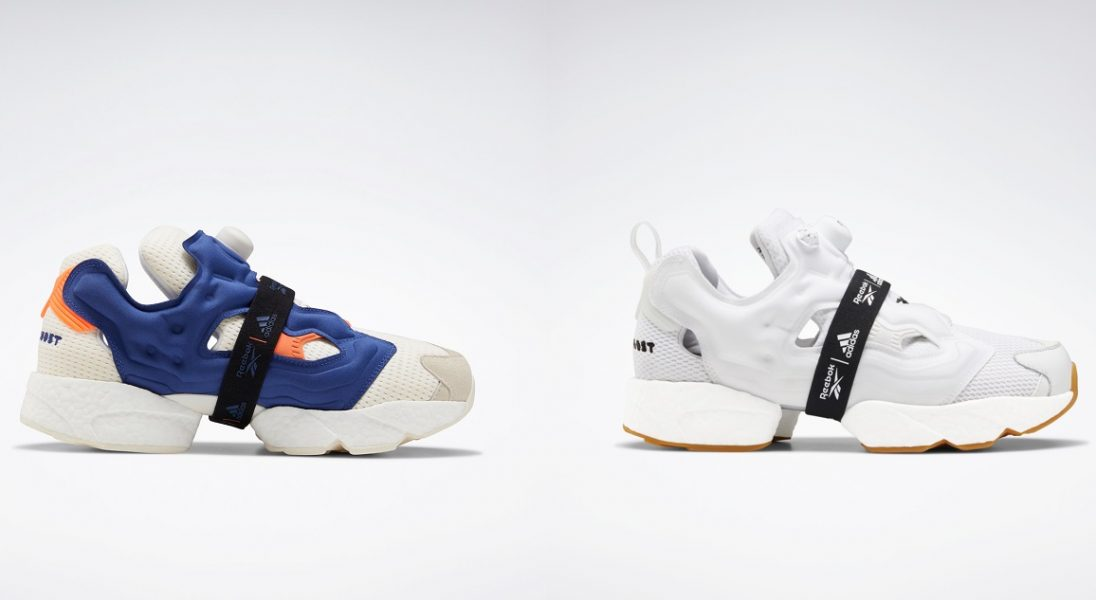 Instapump Fury Boost – marki Reebok i adidas stworzyły wspólny model sneakersów