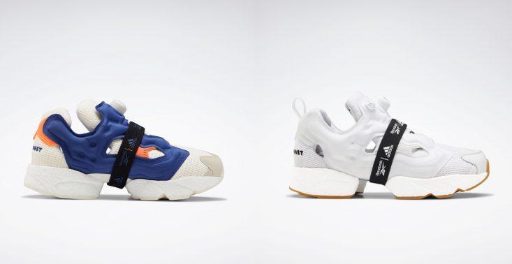 Instapump Fury Boost – marki Reebok i adidas stworzyły wspólny model sneakersów<
