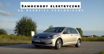 7 korzyści wynikających z jazdy samochodem elektrycznym