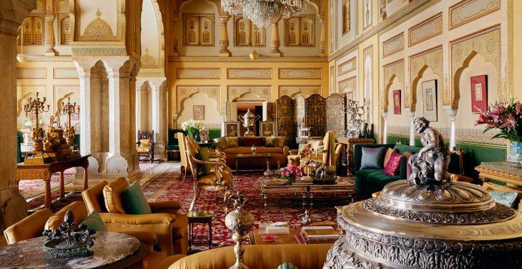 Airbnb oferuje nocleg w pełnym przepychu Pałacu Jaipur<