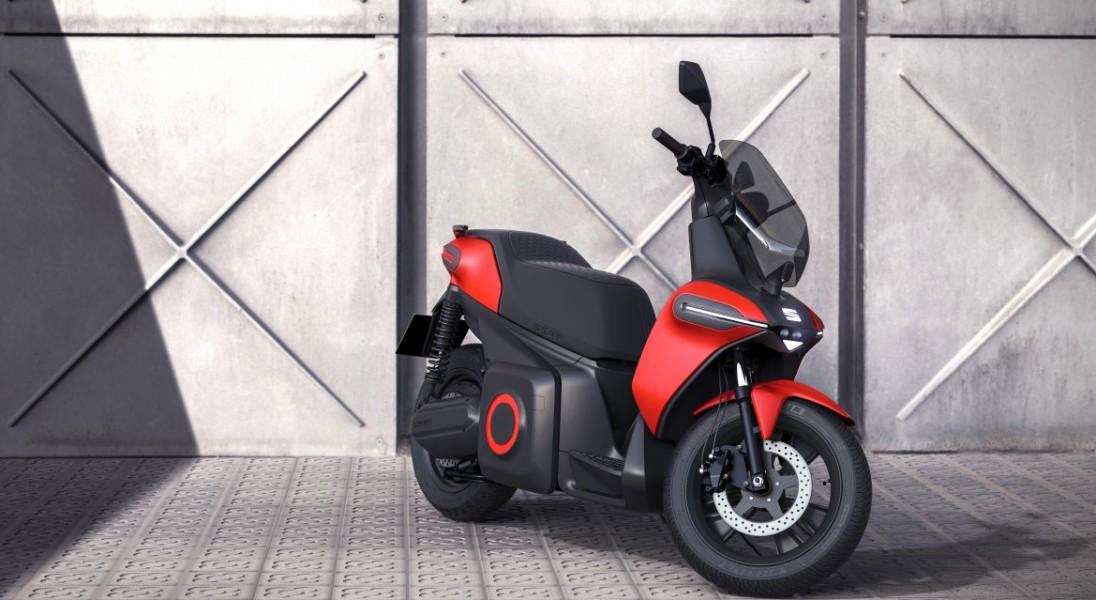 Seat prezentuje swój nowy elektryczny skuter