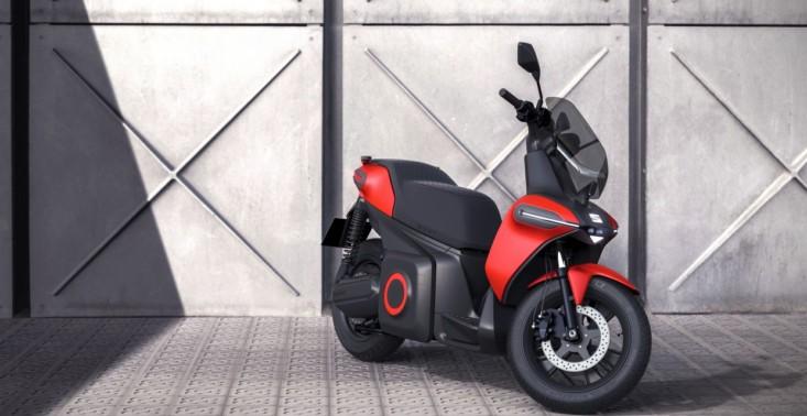 Seat prezentuje swój nowy elektryczny skuter<