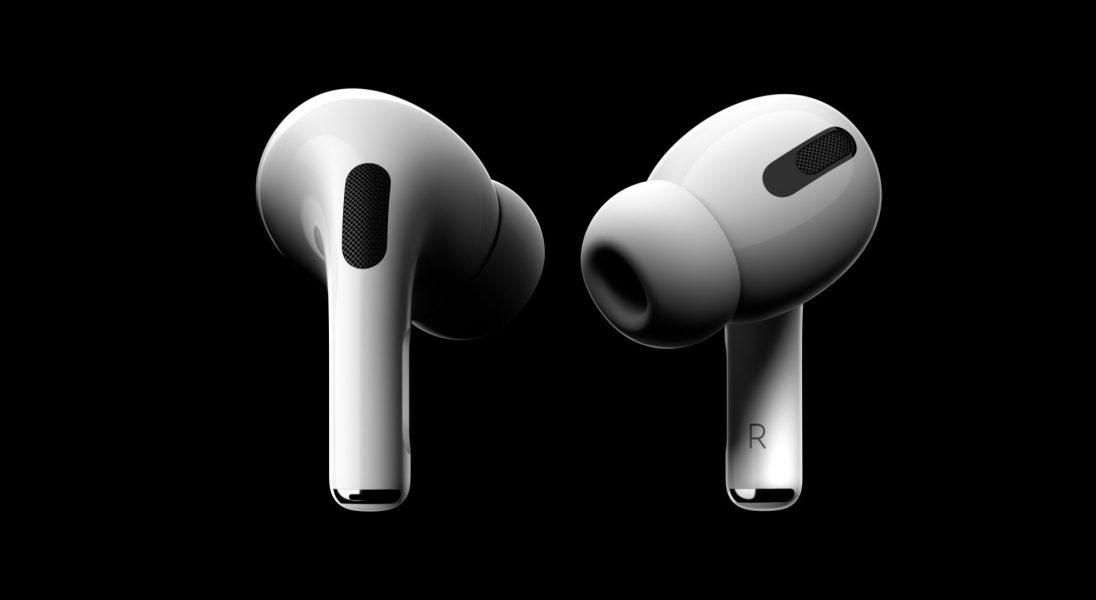 Oto nowe bezprzewodowe słuchawki Apple – AirPods Pro