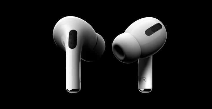 Oto nowe bezprzewodowe słuchawki Apple – AirPods Pro<