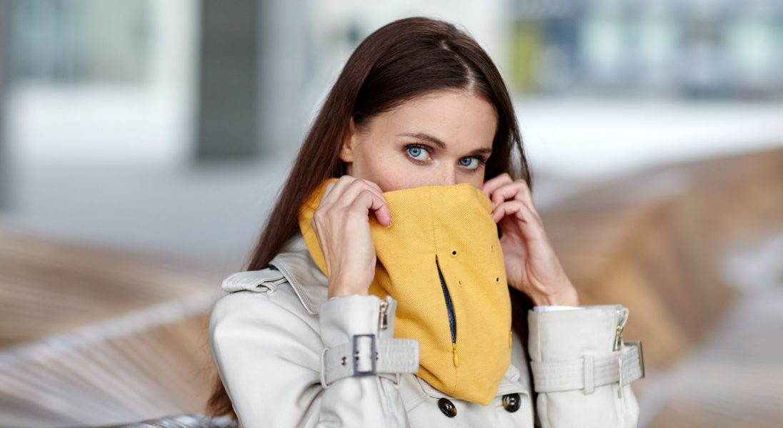Polska marka Lekko produkuje najładniejsze maski antysmogowe