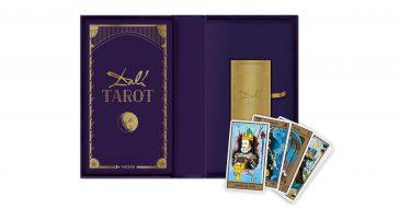 Wydawnictwo Taschen wypuściło reedycję kart do tarota Salvadora Dalego