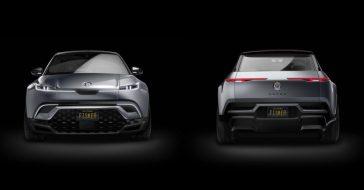 Henrik Fisker zaprezentował koncept elektrycznego SUV-a