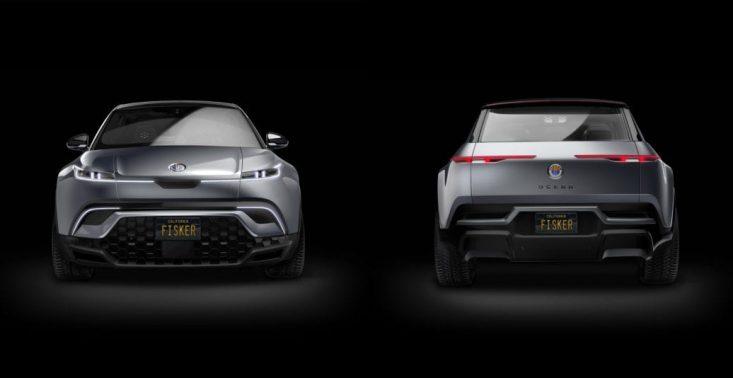 Henrik Fisker zaprezentował koncept elektrycznego SUV-a<