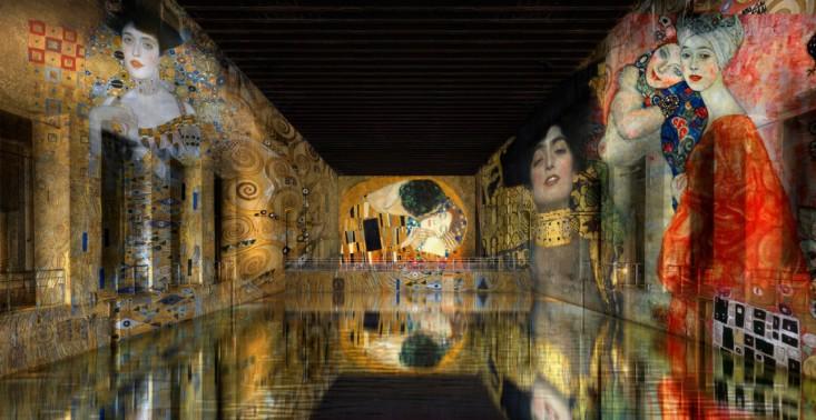 Niesamowita cyfrowa wystawa dzieł Klimta<
